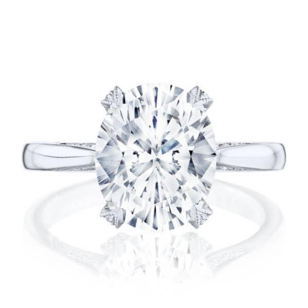 Tacori Engagement Ring - ht2625ov11x9
