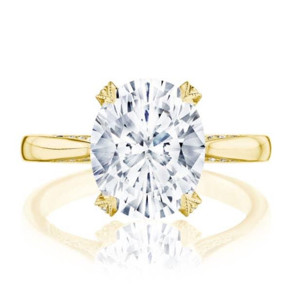 Tacori Engagement Ring - ht2625ov11x9y