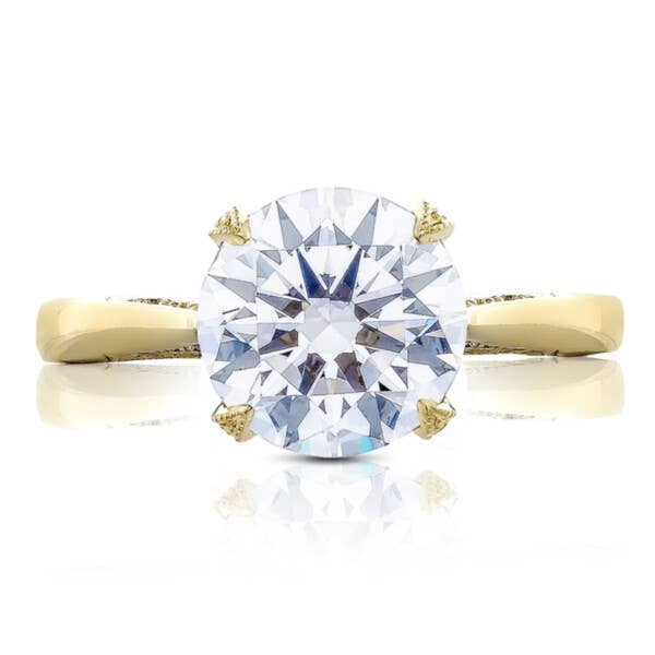 Tacori Engagement RIngs HT2625RD9Y
