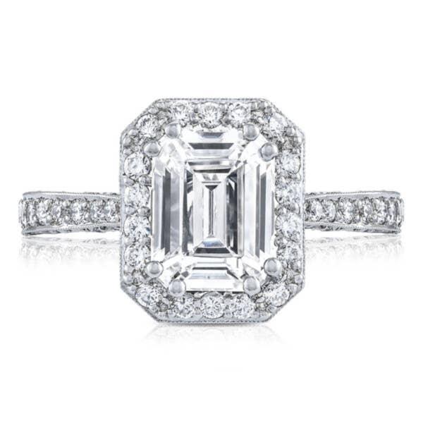 Tacori Engagement Rings - HT2650EC
