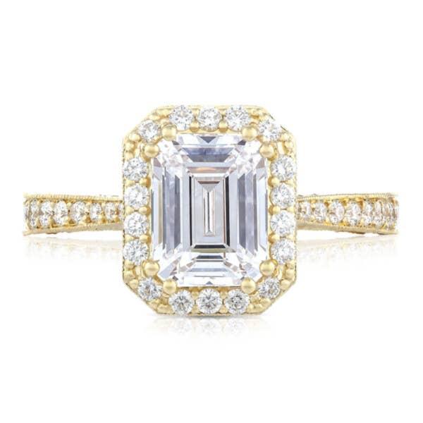 Tacori Engagement Rings - HT2650EC85X65Y