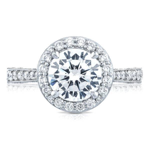 Tacori Engagement Rings - HT2650RD