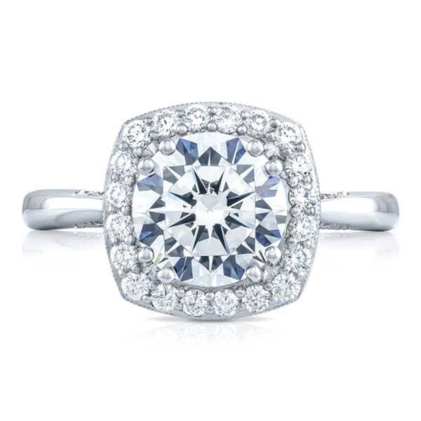 Tacori Engagement Rings - HT2651CU