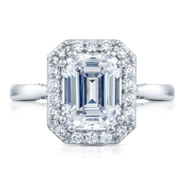 Tacori Engagement Rings - HT2651EC