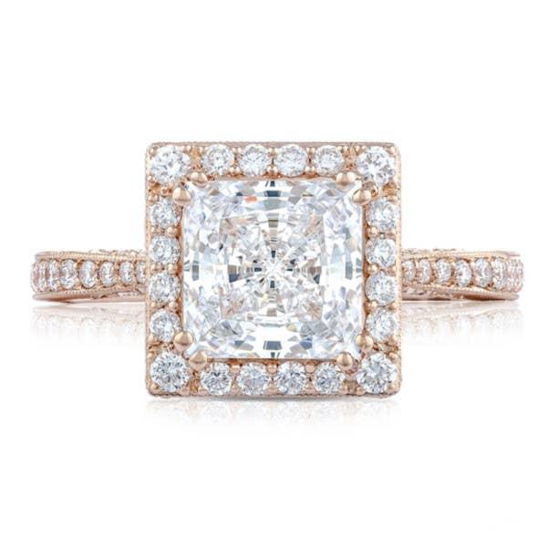 Tacori Engagement Rings - HT2652PR7PK