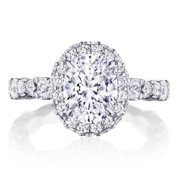 Tacori Engagement Rings - HT2653OV