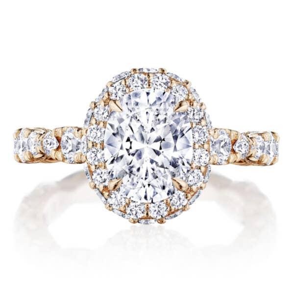 Tacori Engagement Rings - HT2653OV9X7PK
