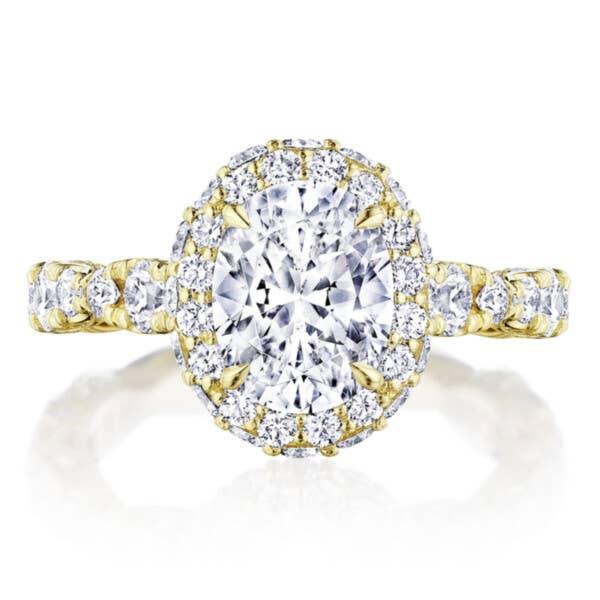 Tacori Engagement Rings - HT2653OV9X7Y