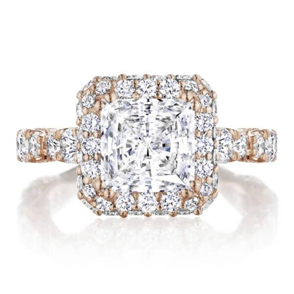 Tacori Engagement Rings - HT2653PR75PK
