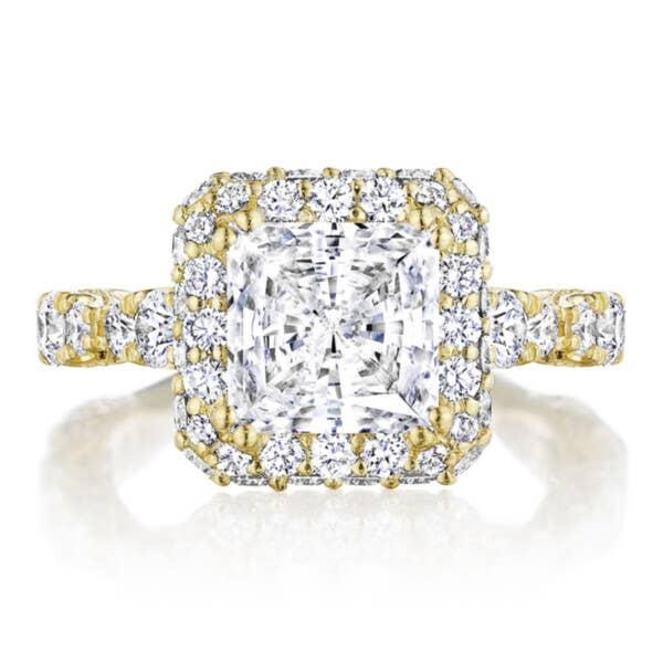 Tacori Engagement Rings - HT2653PR75Y