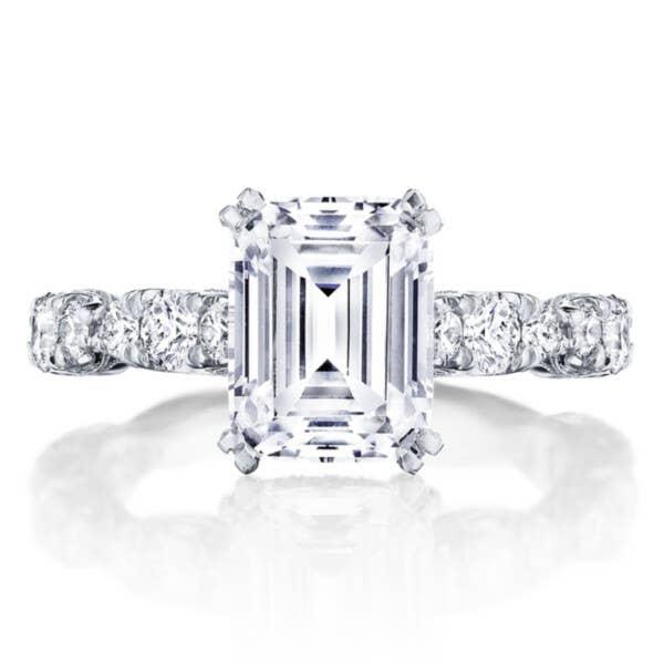 Tacori Engagement Rings - HT2654EC