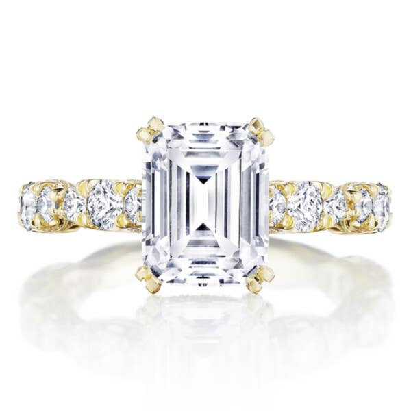 Tacori Engagement Rings - HT2654EC9X7Y