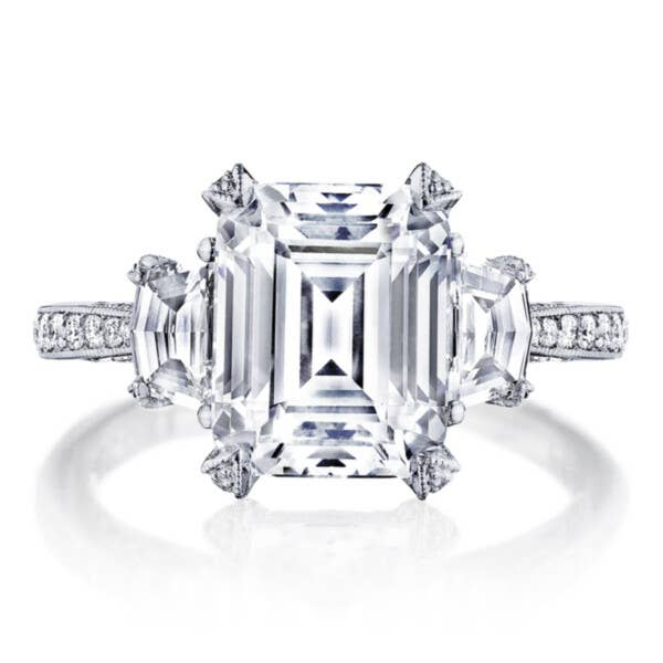 Tacori Engagement Rings - HT2656EC