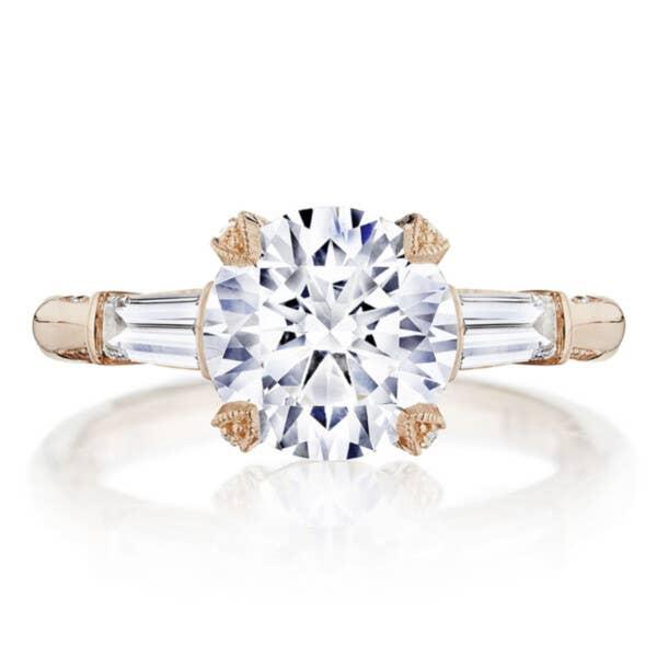Tacori Engagement Rings - HT2657RD85PK