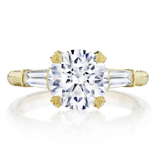 Tacori Engagement Rings - HT2657RD85Y