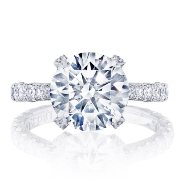 Tacori Engagement Rings -HT2663RD95
