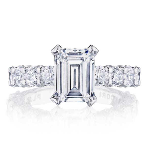 Tacori Engagement Rings -HT2664EC85X65