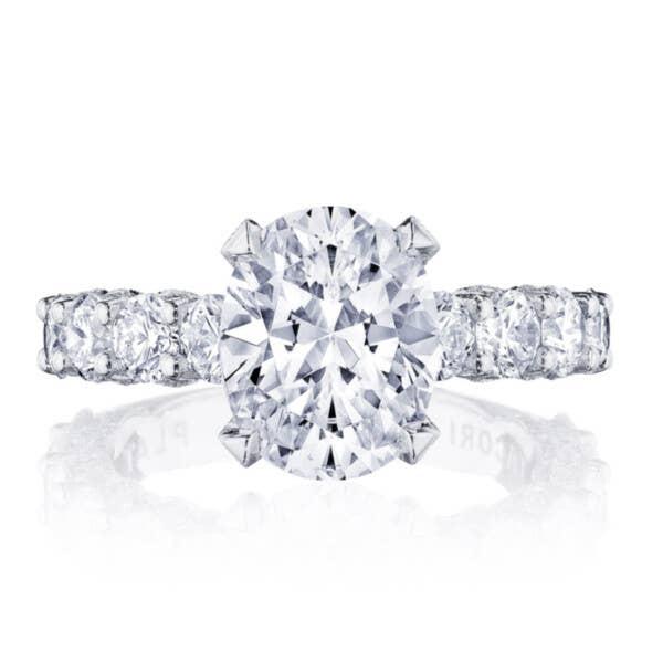 Tacori Engagement Rings -HT2664OV10X8