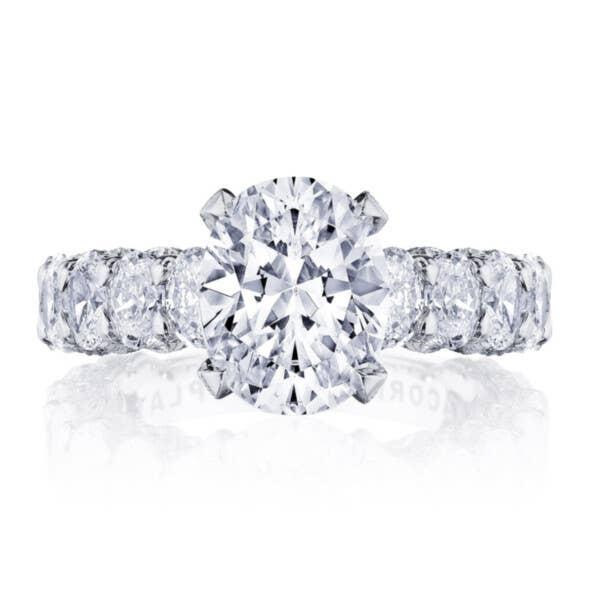 Tacori Engagement Rings -HT2665OV10X8