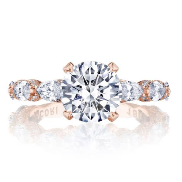 Tacori Engagement Rings -HT2667RD8PK