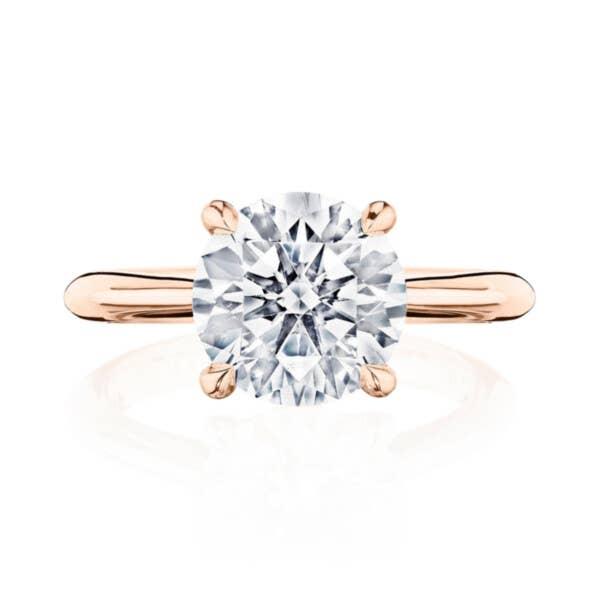 Tacori RoyalT Engagement Ring HT2671RD95PK