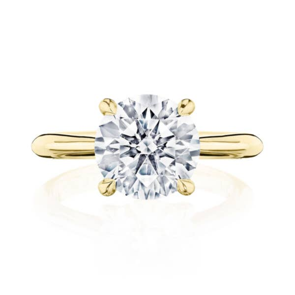 Tacori RoyalT Engagement Ring HT2671RD95Y