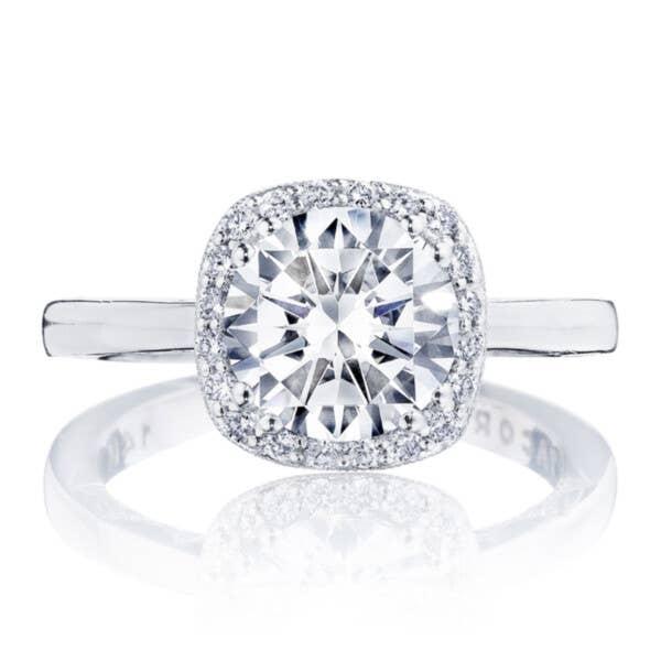 Tacori Engagement Rings-HT2571CU85Yp1012cu8fw