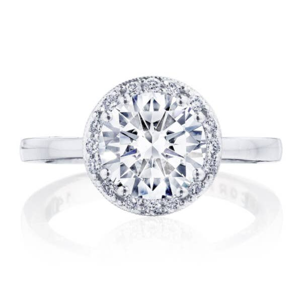 Tacori Engagement Rings-HT2571CU85Yp1012rd8fw