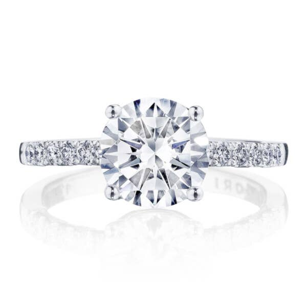 Tacori Engagement Rings-HT2571CU85Yp1042rd8fw