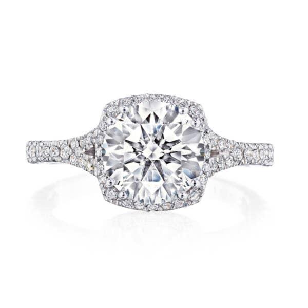 Tacori Engagement Rings - 2672CU8W