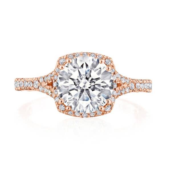 Tacori Engagement Rings - 2672CU8PK