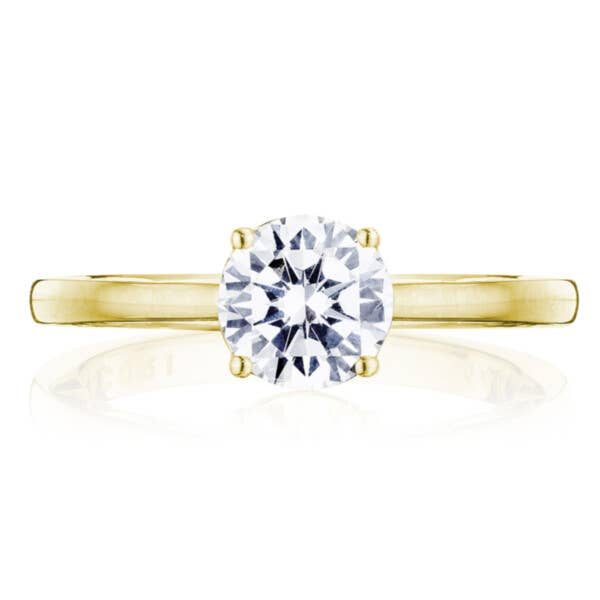 Tacori Engagement Rings - P100RD65FY