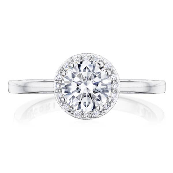 Tacori Engagement Rings - P101RD65FW