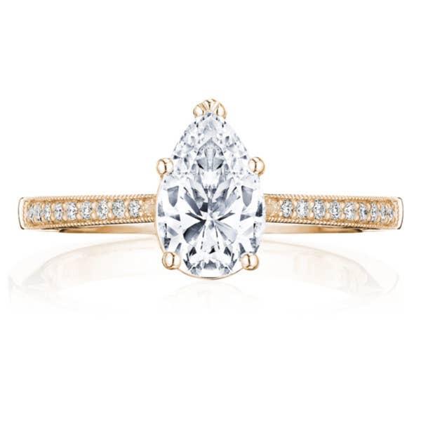 Tacori Engagement Rings - P102PS85X55FPK