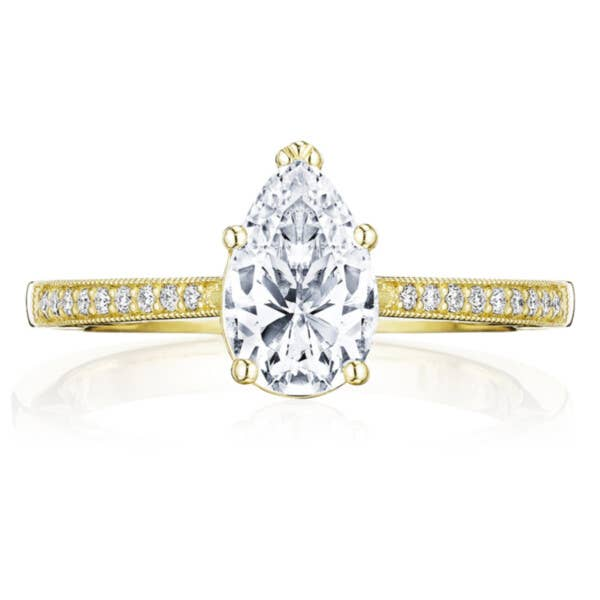 Tacori Engagement Rings - P102PS85X55FY