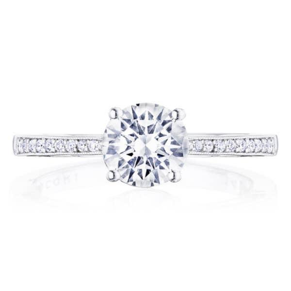 Tacori Engagement Rings - P102RD65FW