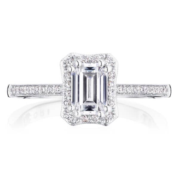 Tacori Engagement Rings - P103EC65X45FW
