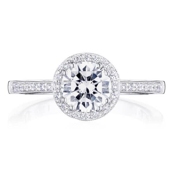 Tacori Engagement Rings - P103RD65FW