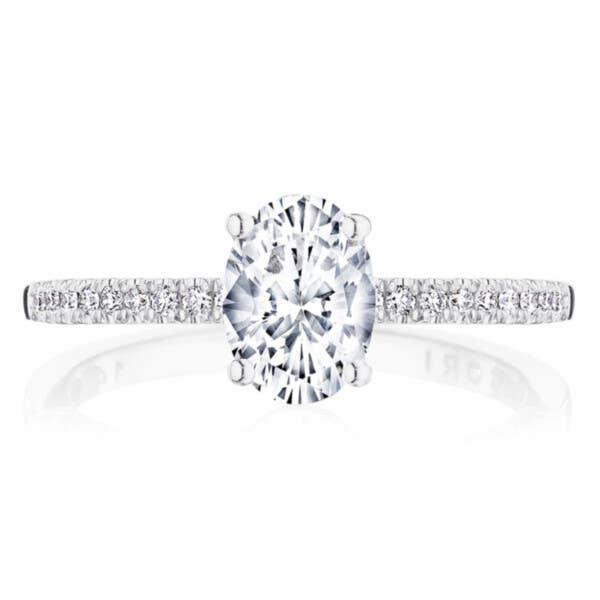 Tacori Engagement Rings - P104OV75X55FW