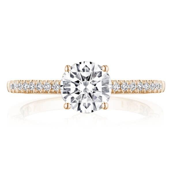 Tacori Engagement Rings - P104RD65FPK