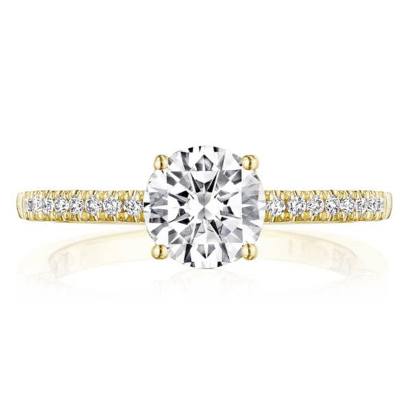 Tacori Engagement Rings - P104RD65FY