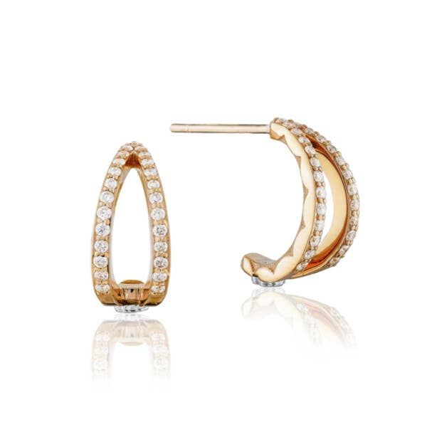 Tacori Jewelry Earrings SE231P