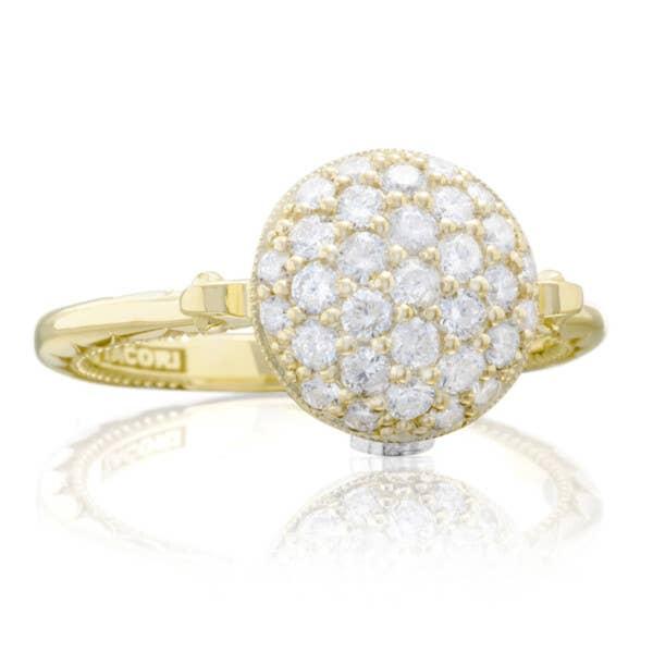 Tacori Jewelry Rings SR190Y