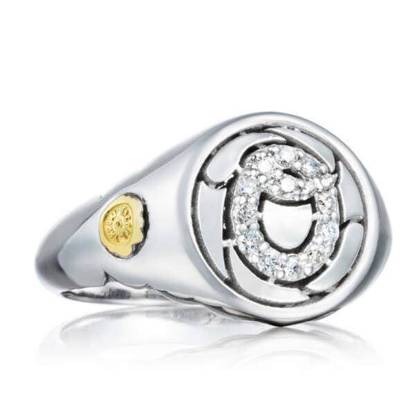 Tacori Love Letters Ring, Sanblasted | SR194_SB
