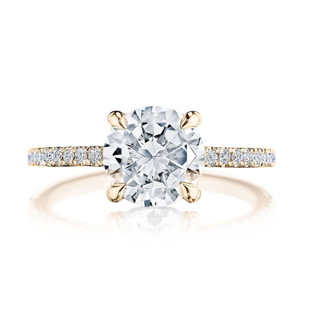 Simply Tacori engagement ring from Tacori