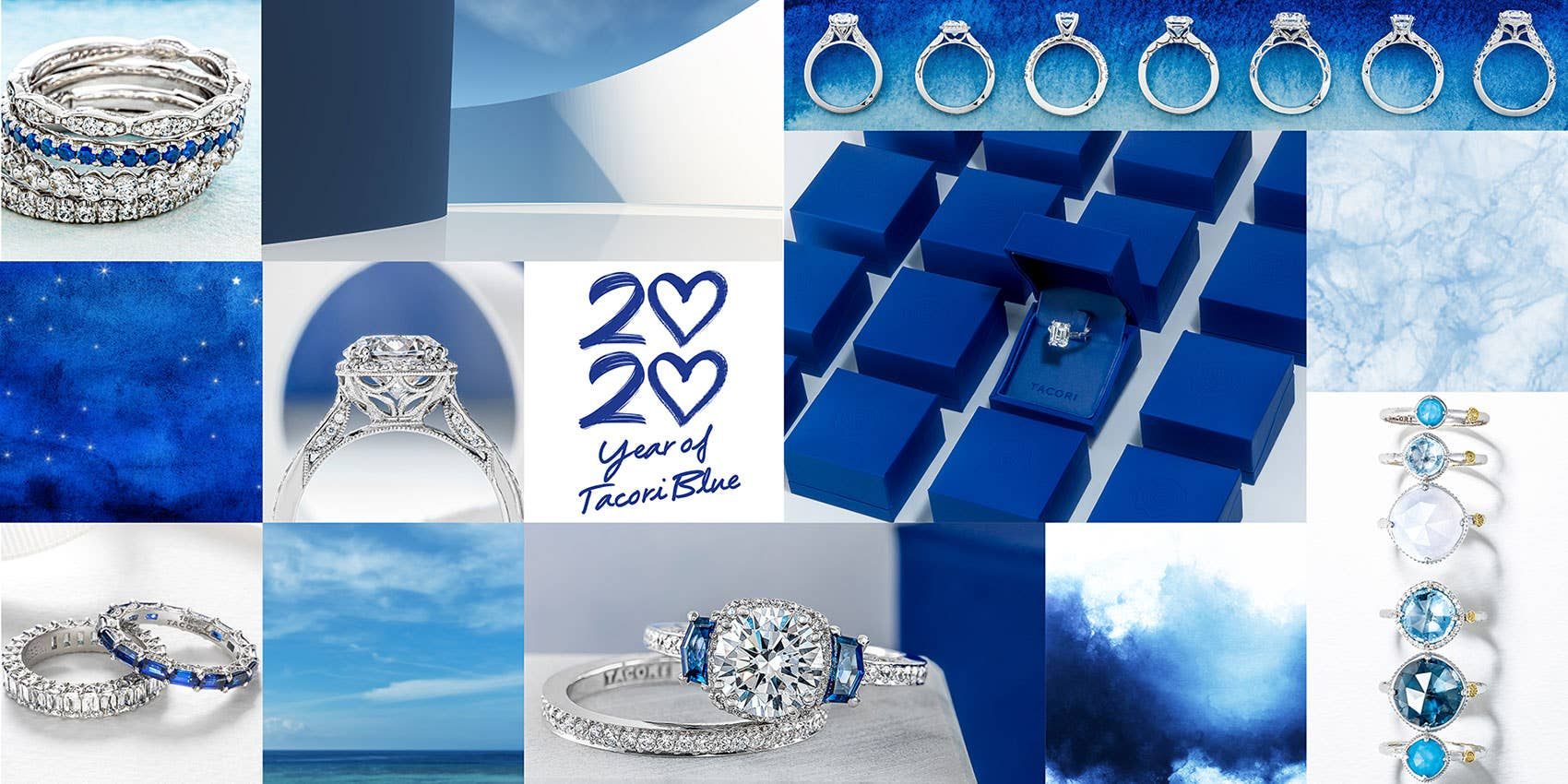 Year of Tacori Blue