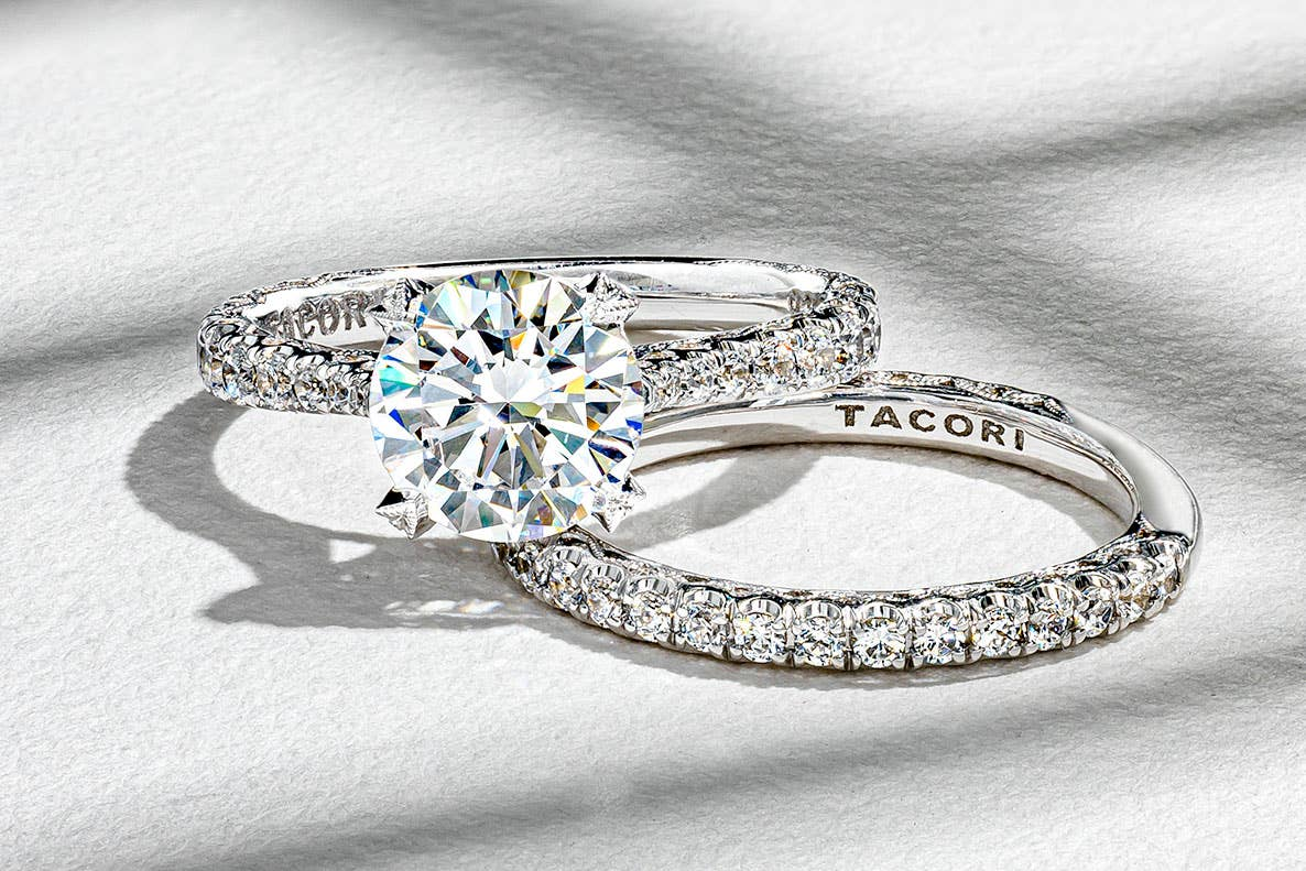 It is just an image of Tacori Engagement Rings, Diamond Wedding Rings & Fine Jewelry