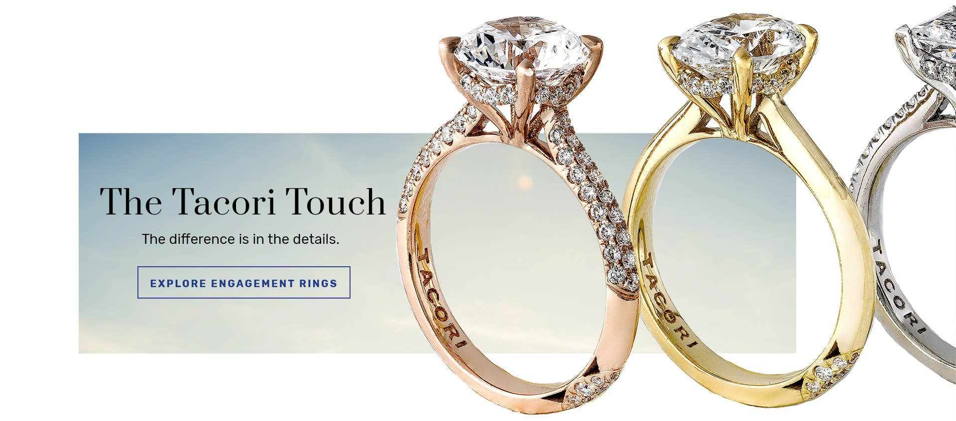 The Tacori Touch