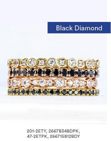 Black Diamond Band Stack