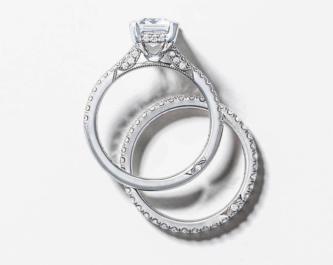Simply Tacori Engagement Rings